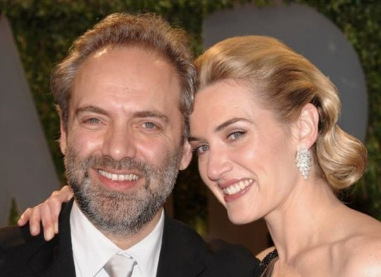 Kate Winslet has been married to director Sam Mendes for seven years
