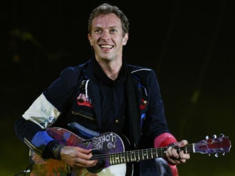 Who could replace Kylie on The Voice UK? Chris Martin, apparently