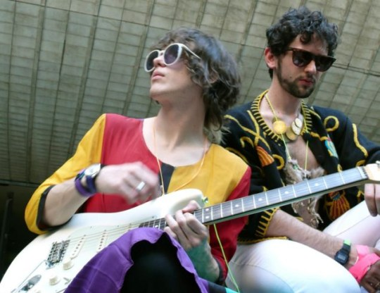MGMT return with Flash Delirium