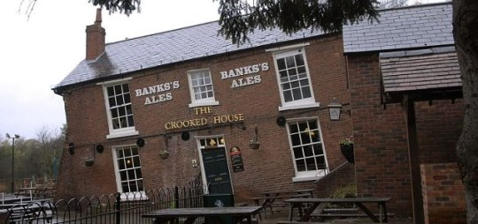 Crooked House tavern