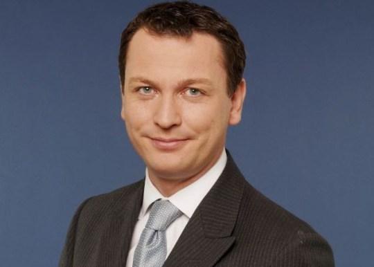 Steve Dixon, Sky News Presenter