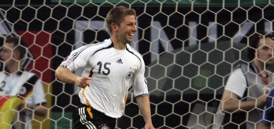 Former Villan returns: Thomas Hitzlsperger's famed left foot could be coming back to the Premier League with Spurs