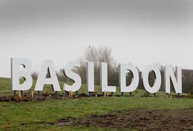 Basildon has spent £400k of taxpayers' money in an attempt to glam up its image