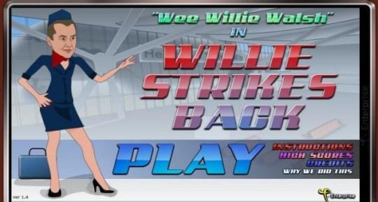 Willie Strikes Back