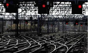 National Easter rail strike