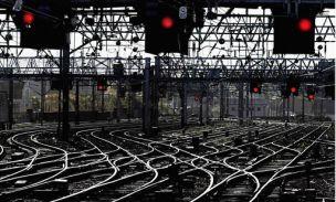 National Easter rail strike