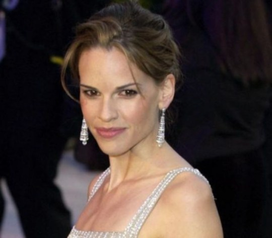 Hilary Swank 'felt like an outsider'