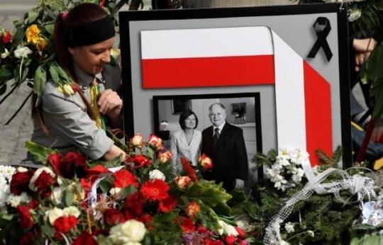 Polish president plane crash, Lech Kaczynski