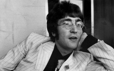 A lock of John Lennon's hair just sold for £24,000