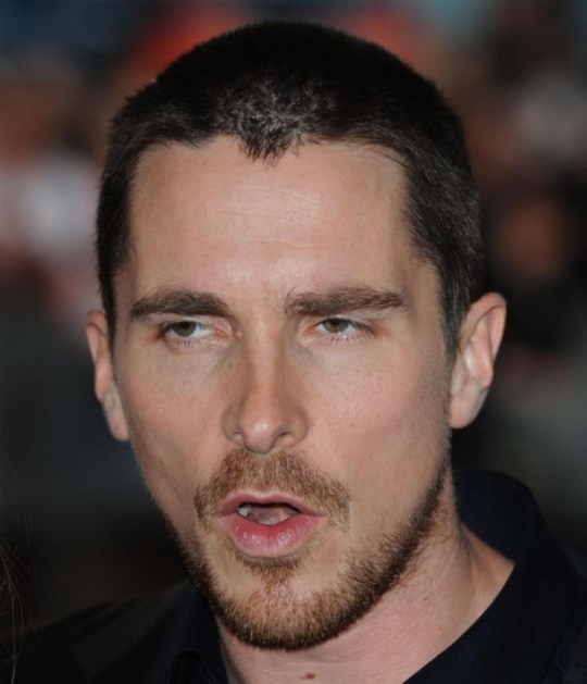 Could Christian Bale be the next Bond?