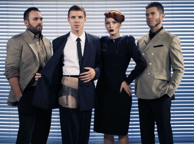 Scissor Sisters will rock at the iTunes festival
