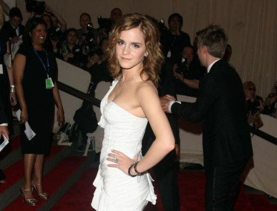 Emma Watson has been taking acting classes