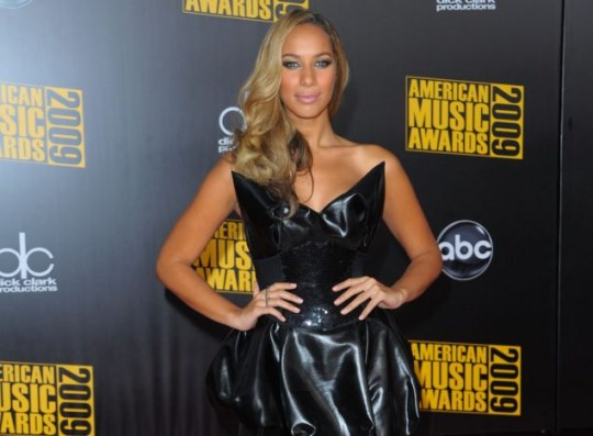Leona Lewis sings on Love Is Your Colour