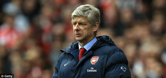 Arsene Wenger is expected to build a new-look Arsenal squad this summer