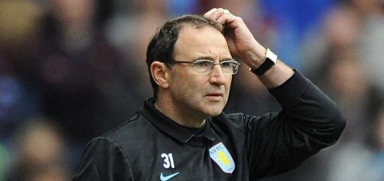 Aston Villa boss Martin O'Neill is set to stay at the club