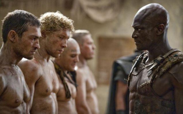 Spartacus TV review