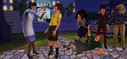 Can The Sims 3: Ambitions really make going to work fun?