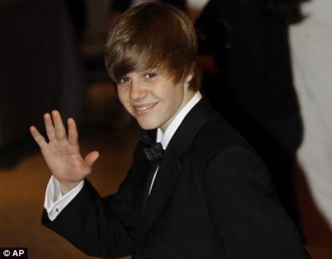 Justin Bieber, YouTube
