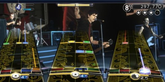Games review: Green Day: Rock Band – better than The Beatles