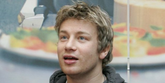Jamie Oliver: his 20 Minute Meals iPhone app was one of ten crowned in the Apple Design Awards