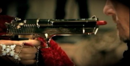 Lady Gaga, Judas music video