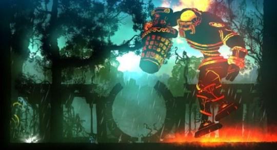 Outland (360) – beautiful enemies