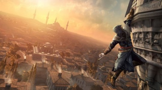 Assassin's Creed Revelations  - this is still the only the screenshot