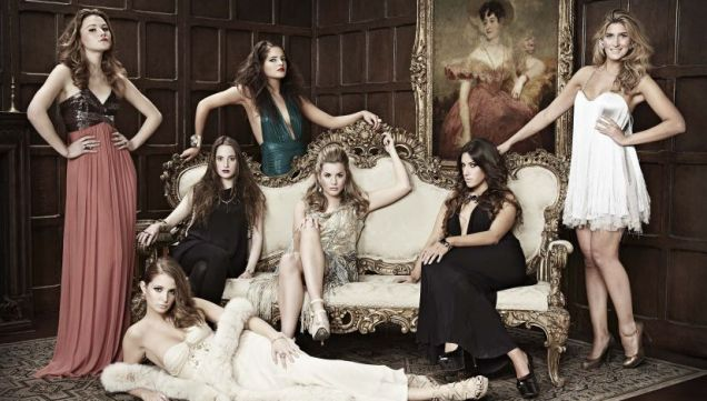 Made in Chelsea TV review E4 new series