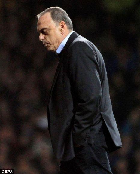 Avram Grant sacked from West Ham