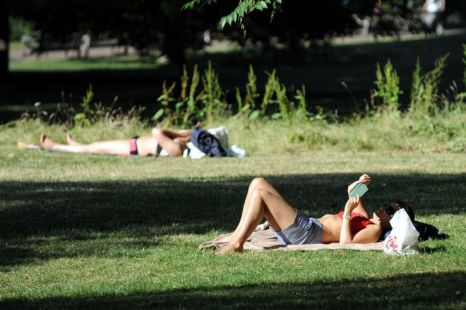 Sun worshippers will be able to enjoy another heatwave in the coming weeks