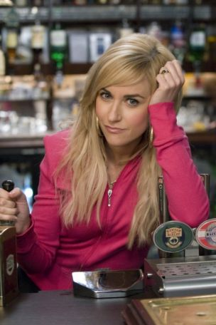Rovers Return bar brawl, Coronation Street, Becky McDonald