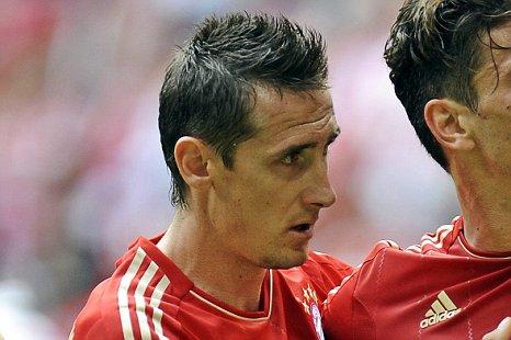 Miroslav Klose Bayern Munich Spurs transfer target