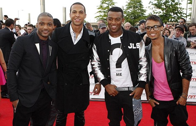 JLS revealed that they are setting off on a lads' holiday with Olly Murs once their UK tour ends