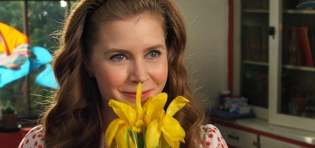 The Muppets Movie, Green With Envy, Amy Adams