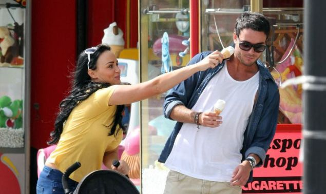 Chanelle Hayes and Jack Tweed split again then make up again