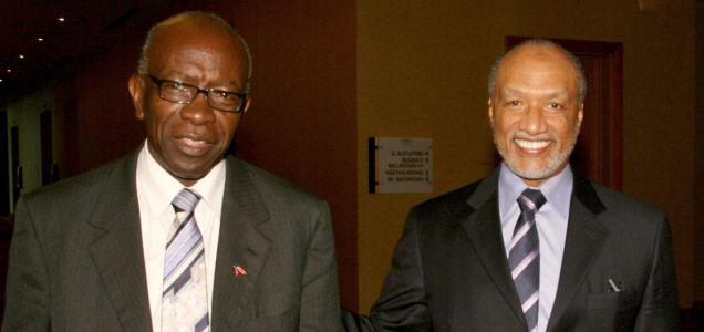 Mohamed Bim Hammam, Jack Warner, Fifa