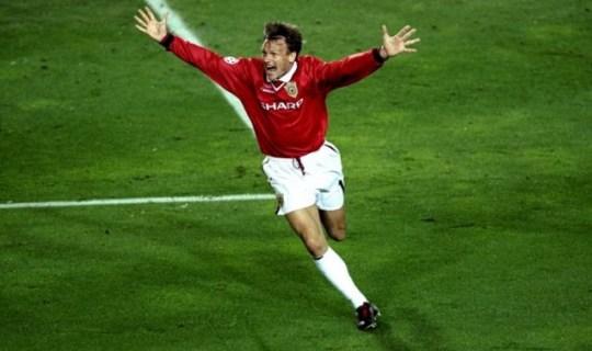 Javier Hernandez, Teddy Sheringham, Manchester United, Barcelona
