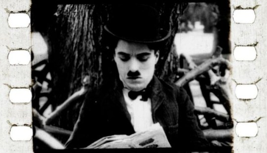 Rare Charlie Chaplin film on sale