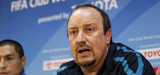 Rafa Benitez has been linked with the job at Aston Villa but could potentially also be in the frame to replace Mark Hughes at Fulham