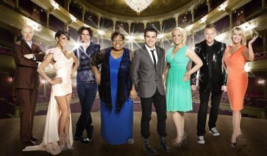 The Popstar To Operastar contestants