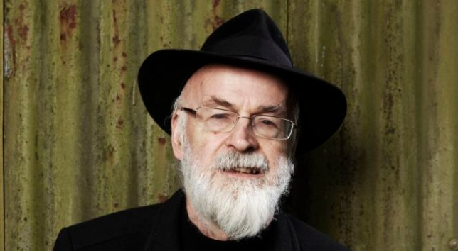 © Keo Films Picture shows: Sir Terry Pratchett TX: BBC Two, dateTBC PROGRAMME: Terry Pratchett - A Death Worth Dying