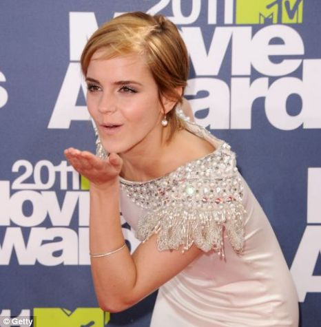 Emma Watson Vogue magazine