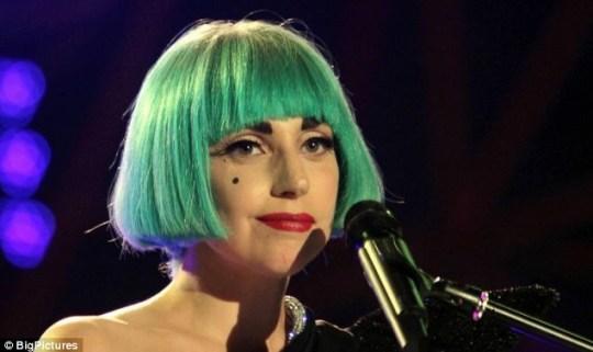 Lady Gaga Paul O'Grady Show