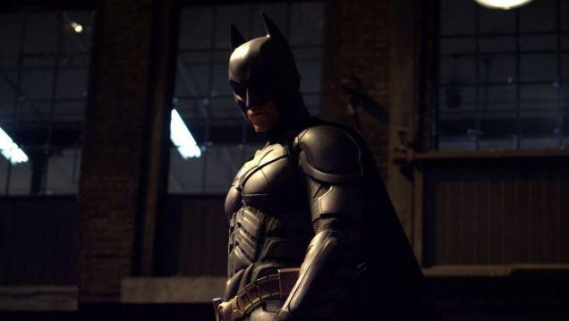The Dark Knight Rises, Batman