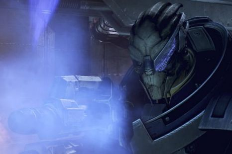 Mass Effect 3: somebody needs to save the galaxy, again