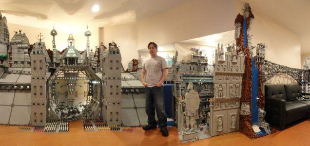 Gerry Burrow, Lego