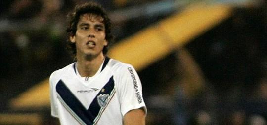 Ricardo Alvarez of Velez Sarsfield