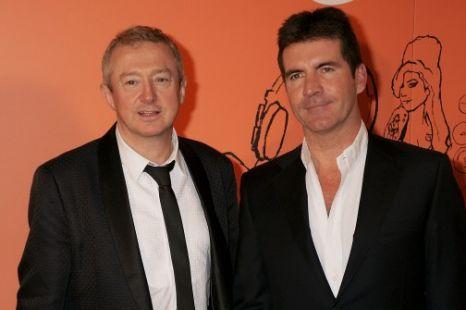 Louis Walsh, Simon Cowell, X Factor