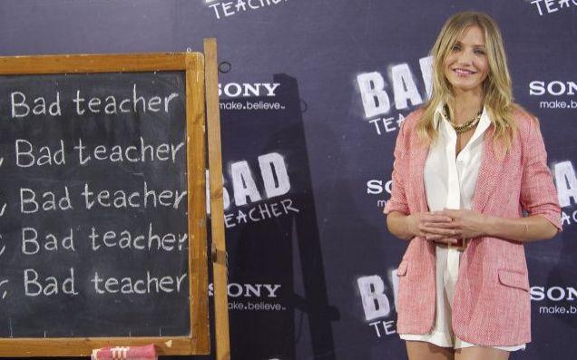 Cameron Diaz, Bad Teacher