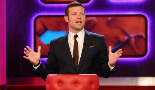 Marriage Ref. is Dermot O'Leary's first major presenting gig since The X Factor